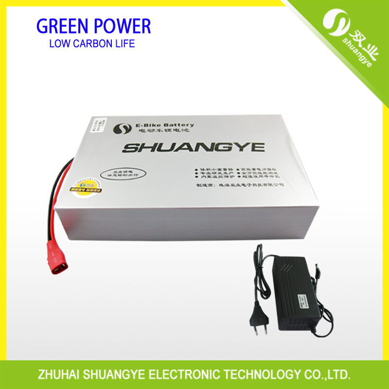Shuangye 36V 12Ah 36V12AH 36V lithium battery 36v 12ah 350w electric bike battery 36v with 42v 2a charger 15a bms 36v e bike battery pack free shipping