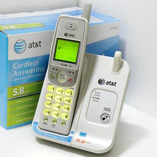 Проводной и DECT-телефон At  DCTG192 проводной и dect телефон philips td 2816d td 2816d