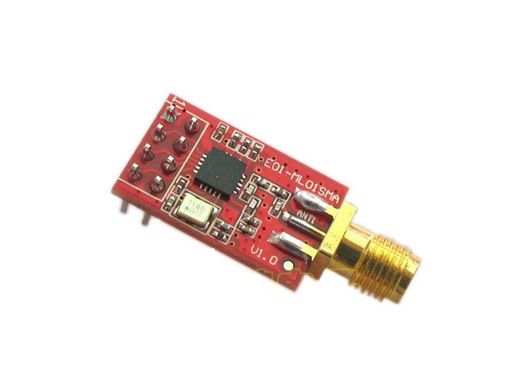 Частотные элементы   Nrf24l01+ 2.4G
