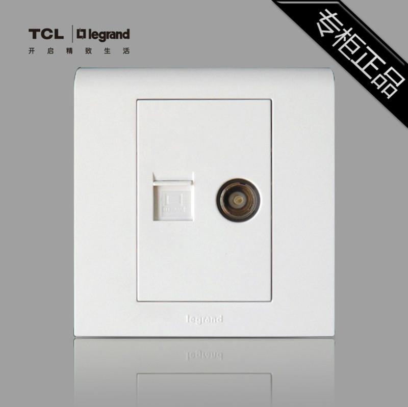 Розетка Legrand TCL 86 K5
