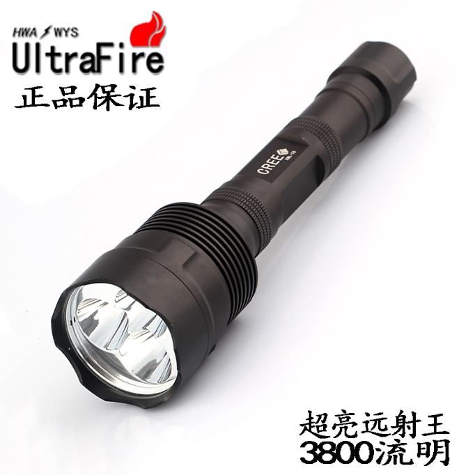 Ручной фонарик Ultrafire C T6 CREE LED T6 3800 ручной фонарик ultrafire x8 t6