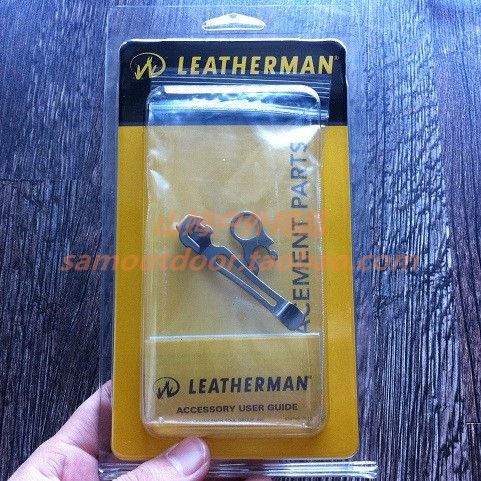 Мультитул Leatherman Pocket Clip