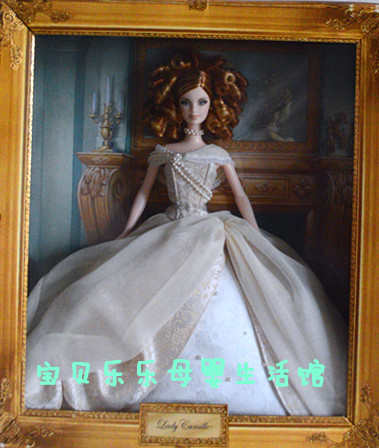 кукла Barbie  Lady Camille janet souter camille claudel