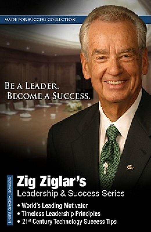 Zig Ziglar's Leadership Success Series [With DVD] commercial manual donut making machine maker for baking 4 mini donuts
