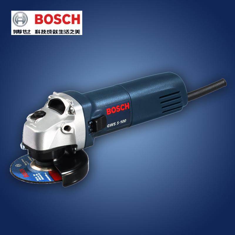 Болгарка Bosch  GWS5-100 болгарка bosch gws 1000