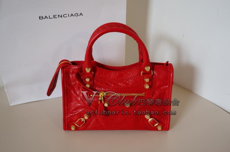 купить Сумка Balenciaga  VClub -- Mini City дешево
