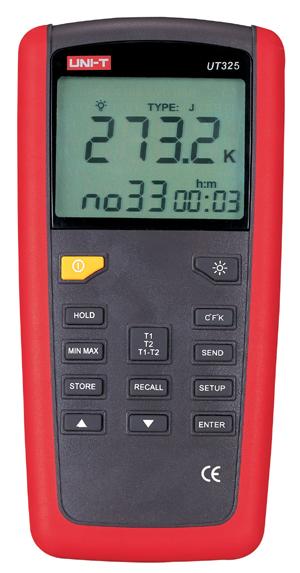 Термометр UNI/T ut325 uni uni t ut136b дешевый метр autoranging