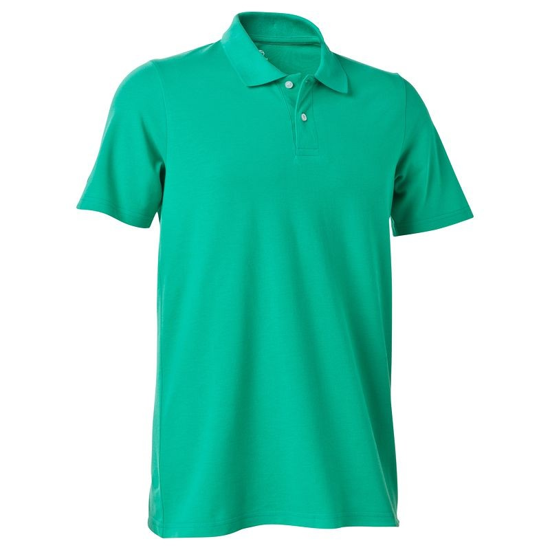 Рубашка поло Decathlon INTAC'TEE Polo Shirt Polo кроссовки decathlon kalenji