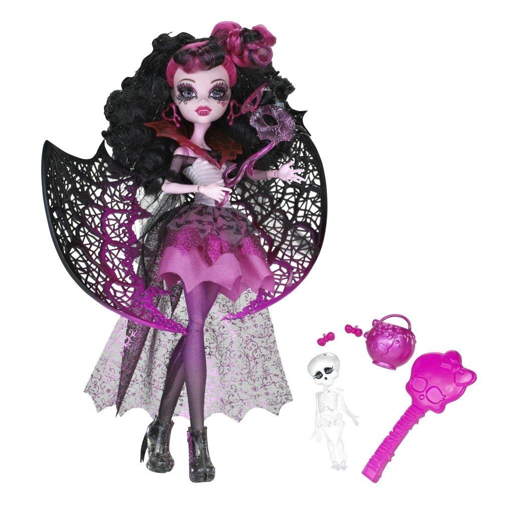 кукла MONSTER HIGH Draculaura fanta monster high браслет силикон с подвеской draculaura