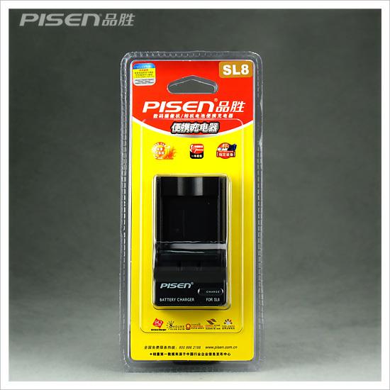 Зарядные устройства для цифровых фотокамер Pisen SL83 DS8330 DS8430 A350 7450 SL8 зарядные устройства для цифровых фотокамер pisen np bg1 h20 w210 w220 w290 w300 wx1