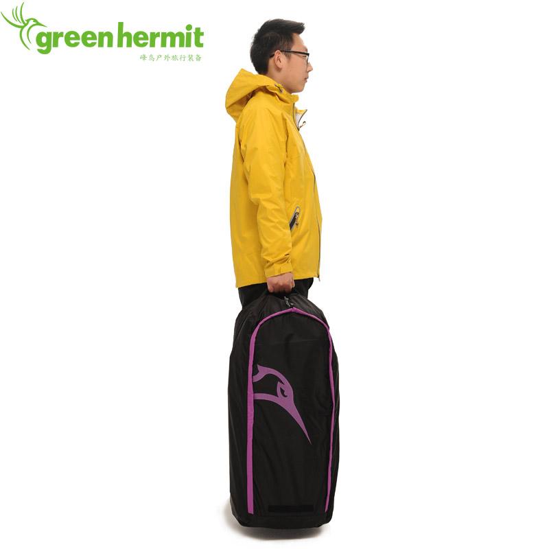 Дорожная сумка Green/hermit od5590