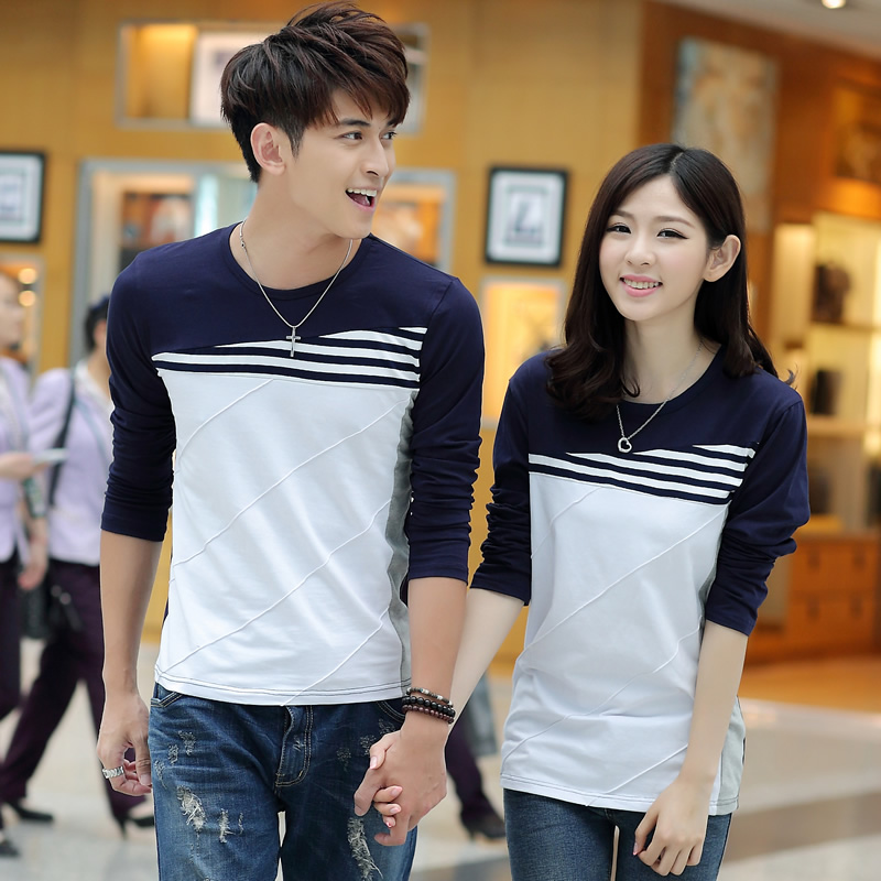 Ulzzang couples shirt