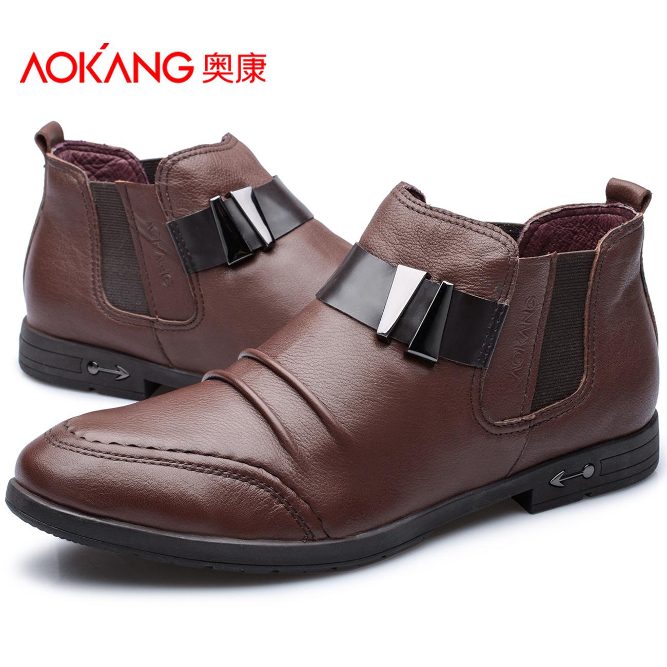 Полуботинки Aokang 133512057