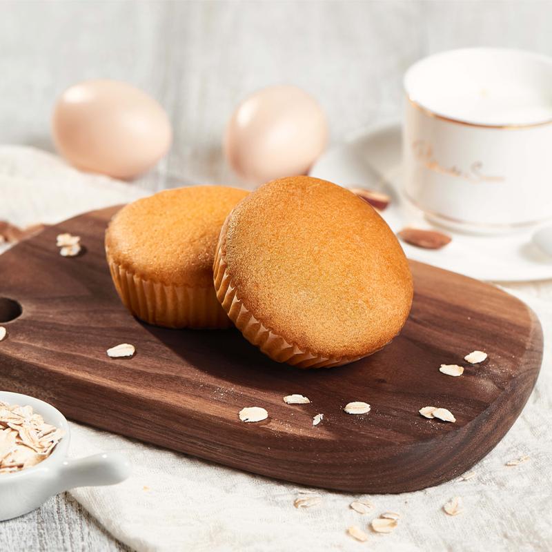 一麦番鸡蛋糕小面包小蛋糕手撕面包早餐营养食品一整箱420g约11个