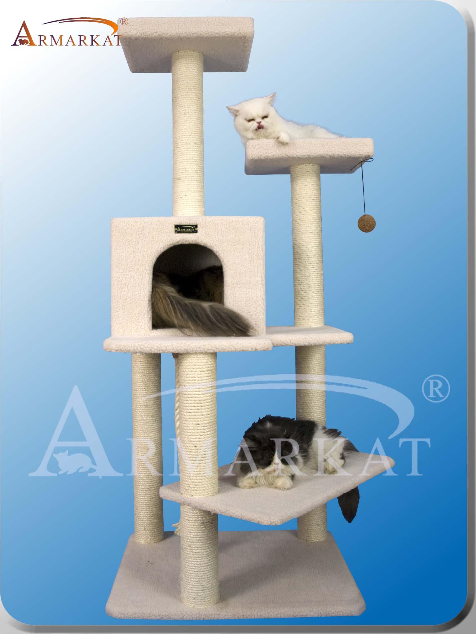 Домик для кошки и кота своими руками: как сделать 72