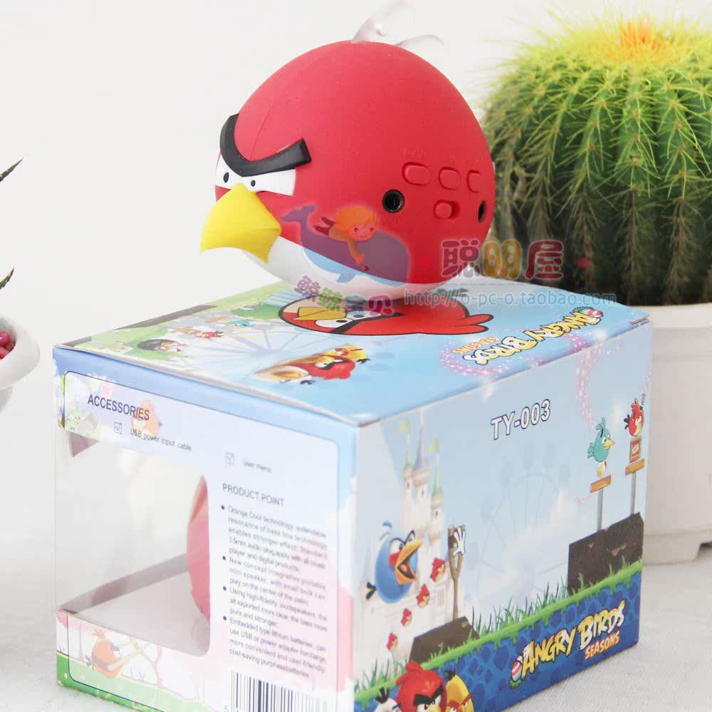 Детский mp3-плеер Angry bird  Mp3