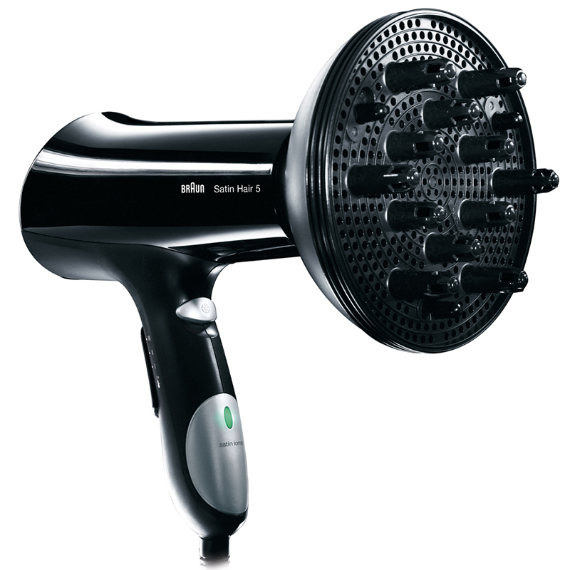 博朗电吹风HD530
