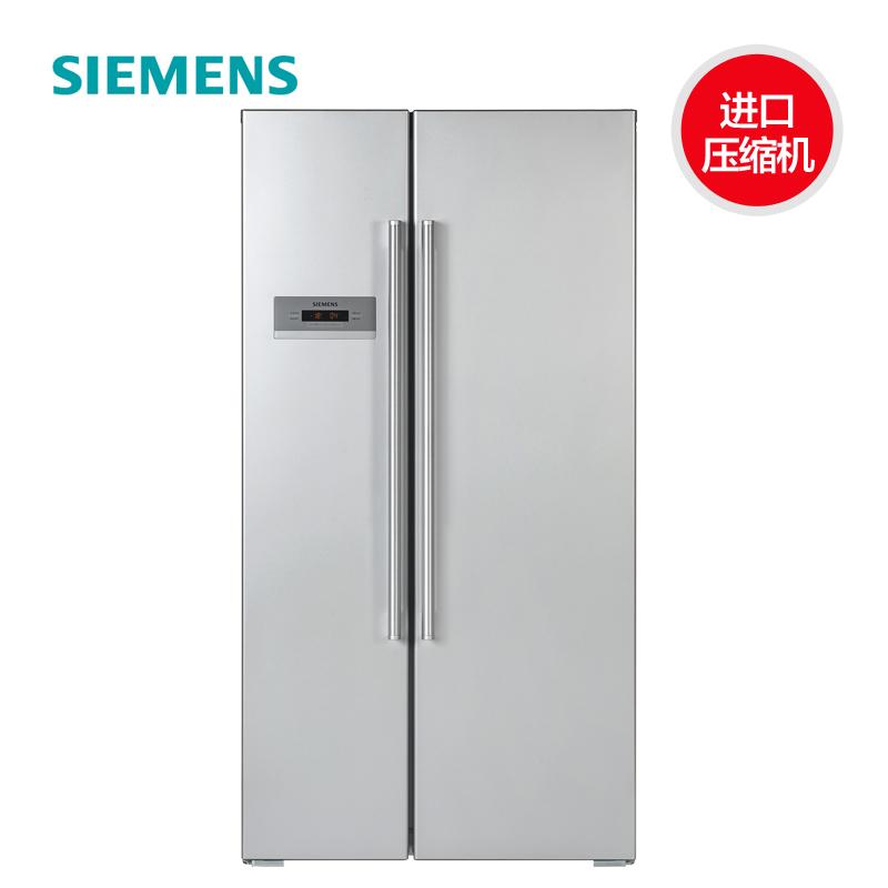 SIEMENS/西门子双开门冰箱BCD-610W(KA62NV60TI)