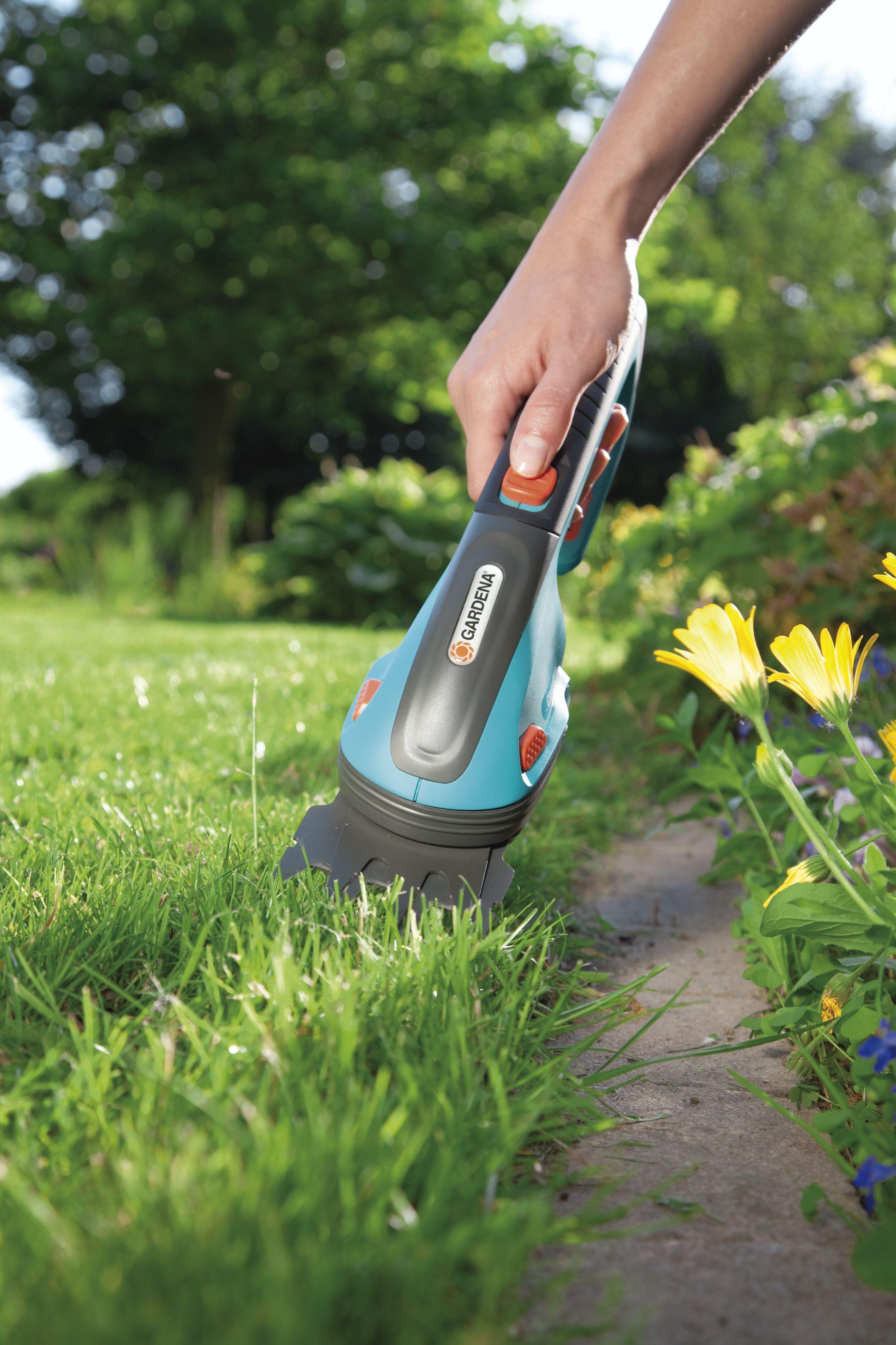 Как выбрать электроножницы для травы
