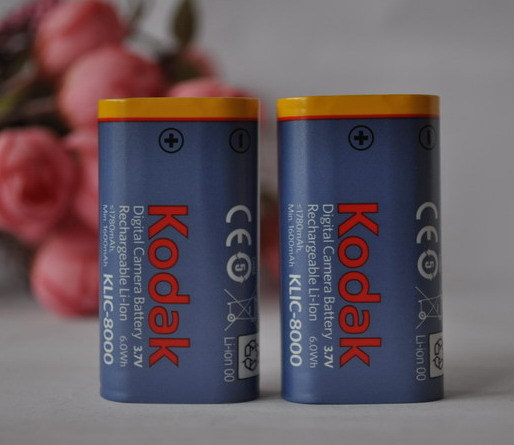 Аккумуляторы для цифровых фото- и видео- камер Kodak KLIC-8000 Z612 Z712 Z812 Z1012 Z1015 IS аккумуляторы для цифровых фото и видео камер boca hdr xr160e nex vg10e nex vg20e nexvg30e