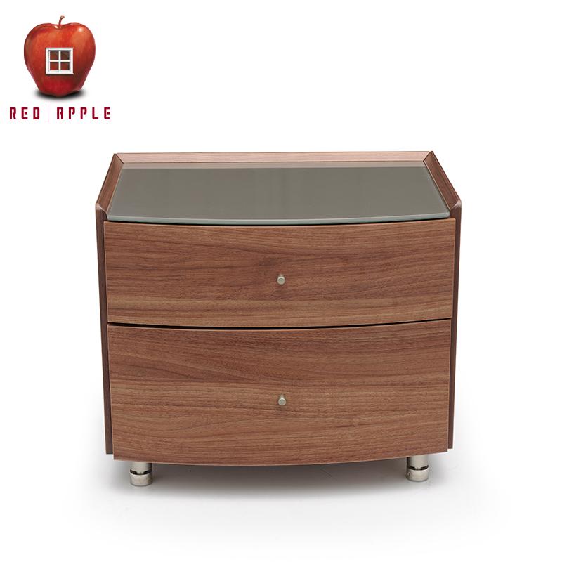 红苹果家具简易床头柜R608