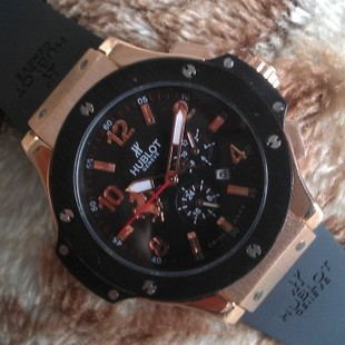 Часы Men's mechanical watch HUBLOT Bigbang
