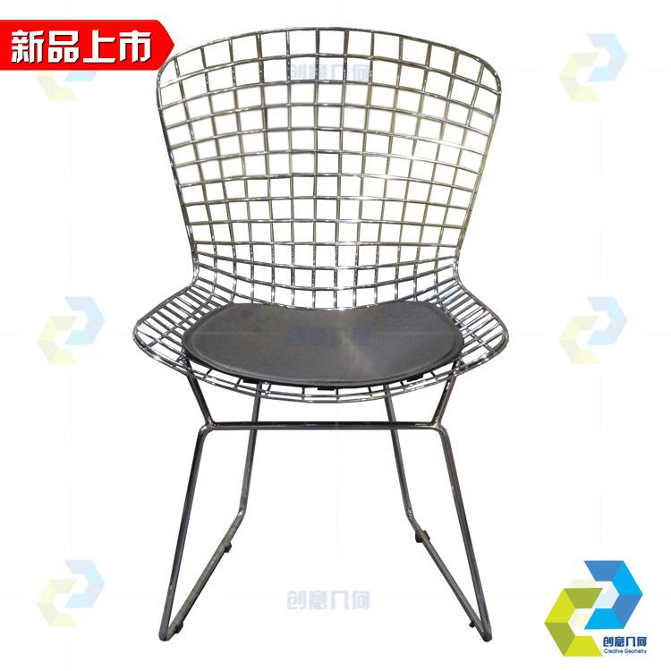 Обеденный стул Wire Side Chair