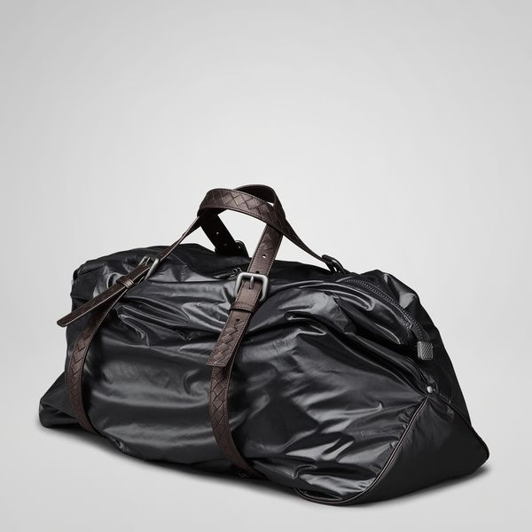 Дорожная сумка BOTTEGA VENETA 244901 vo341 Cloth Cioccolato Spinnaker Duffel топор fiskars x7 xs 121423