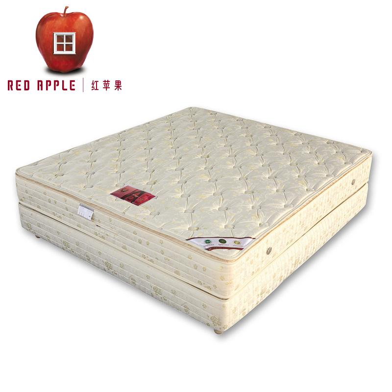 红苹果软硬弹簧棉床垫 哥德II