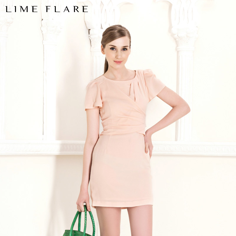 Женское платье Lime flare alm132sop841 LIME/2014 lime day