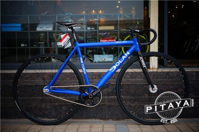 Велосипед с глухой передачей Dolan  Fixed