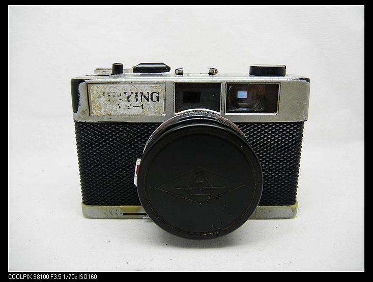 Дальномерный фотоаппарат AE-1 HuaYing купить хороший недорогой фотоаппарат отзывы