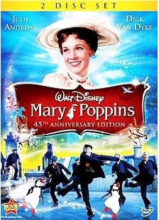 Фильм   [2DVD] Mary Poppins/Julie Andrews чейнджер 2dvd dvd