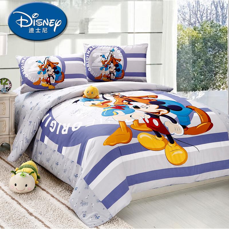 酷漫居迪士尼儿童床品四件套 米奇幻想曲