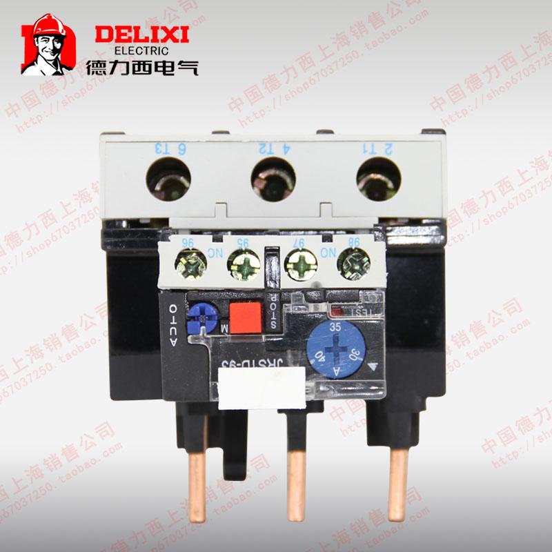 Термореле Delixi  JRS1D-93/Z 23-80A