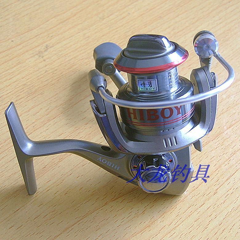 Катушка для спиннинга Treasure/hiboy SL/10 HIBOY SL