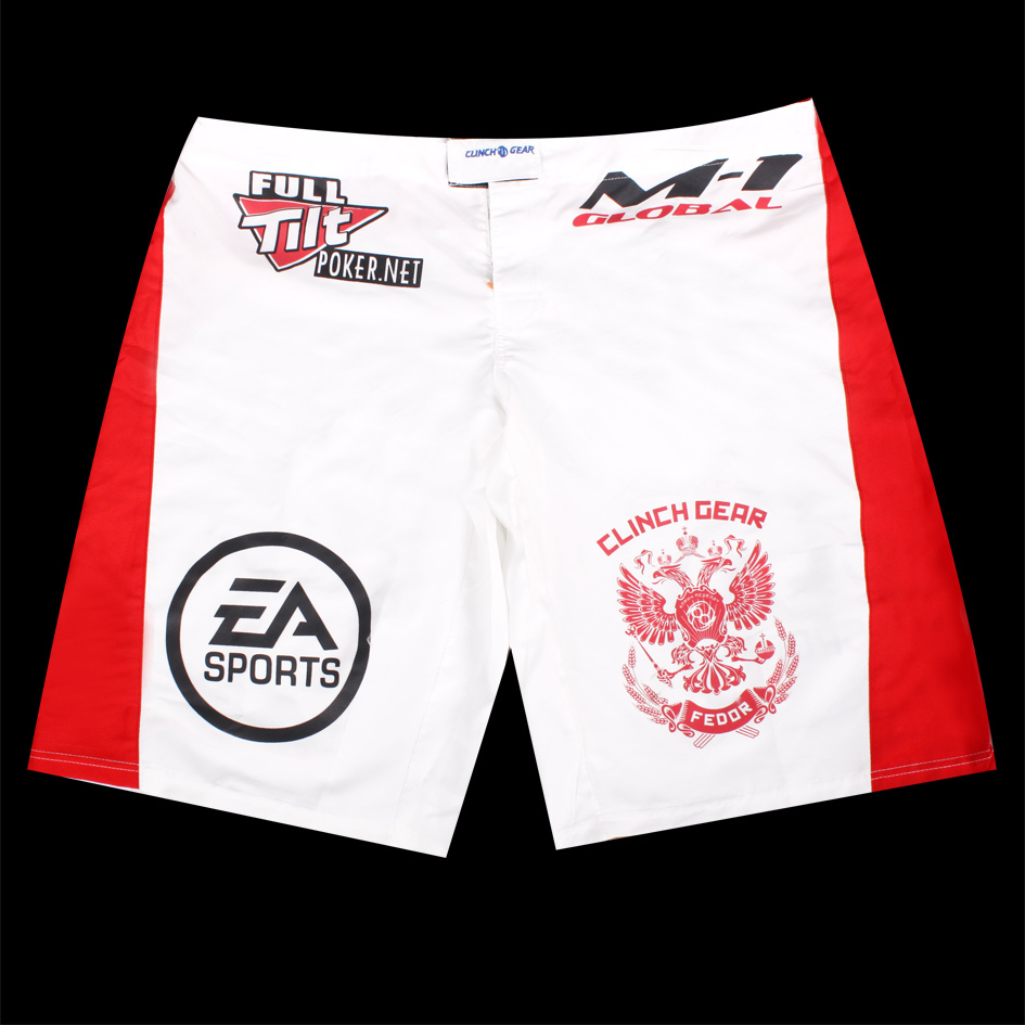 форма для бокса MMA R08 UFC Fedor Clinch Gear .UFC