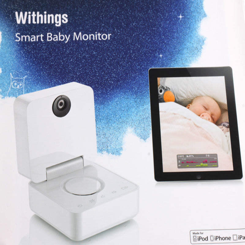 Аксессуары для Apple Withings Smart BabyMonitor Iphone/ipad