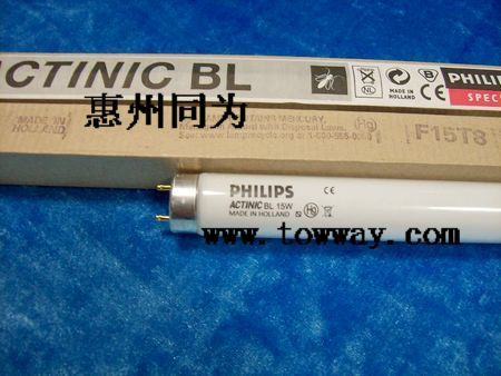 лампа с вольфрамовой нитью Philips BL15W/10 15W/05 UV 50pcs new uv germicidal sanitizer replacement bulb for philips sonicare hx6150 hx6160 hx7990 hx6972 hx6011 hx6711 hx6932 hx6921