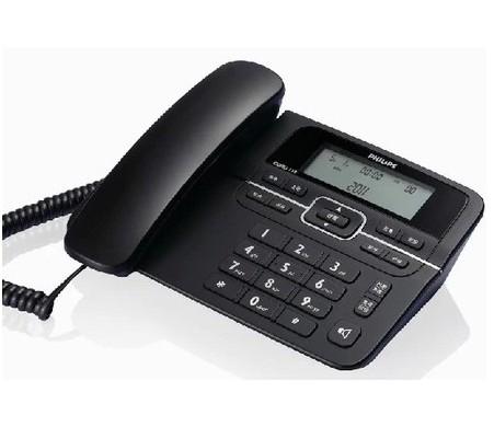 Проводной и DECT-телефон Philips CORD118B проводной и dect телефон philips cord118b