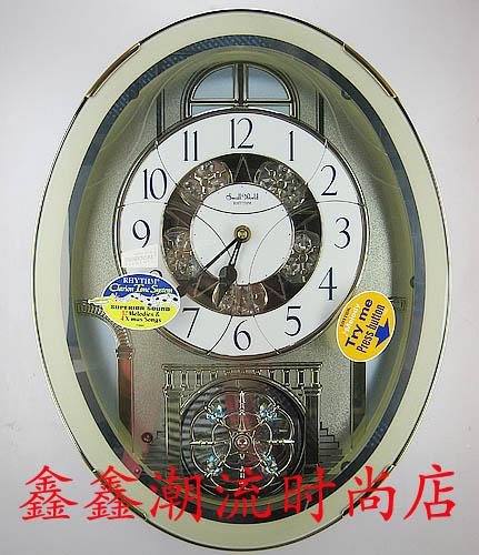 Настенные часы The RHYTHM  RHYTHM 4MH787WD18 rhythm настенные часы rhythm cmg771nr02 коллекция