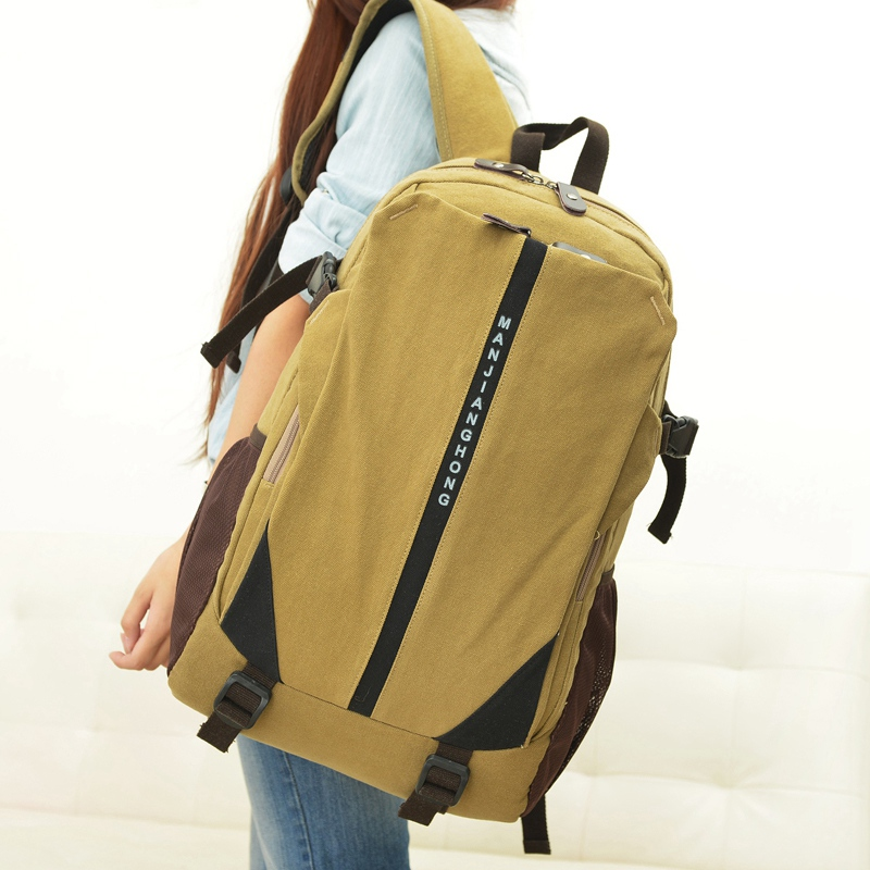 рюкзак  manbags Korean Fashion Canvas Shoulder Teenager Backpack Travel Bag рюкзак manbags korean fashion canvas shoulder teenager backpack travel bag