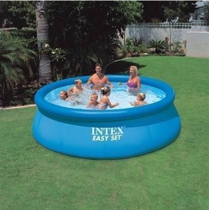 Детский надувной бассейн Intex  -56930 366*91CM бассейн надувной intex easy 28144 56930