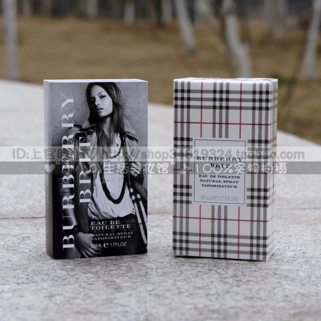Духи Burberry  Brit EDT 30ml/50ml духи givenchy 50ml edt