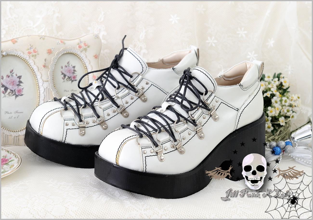 все цены на туфли   Oo Ookera Rock Punk