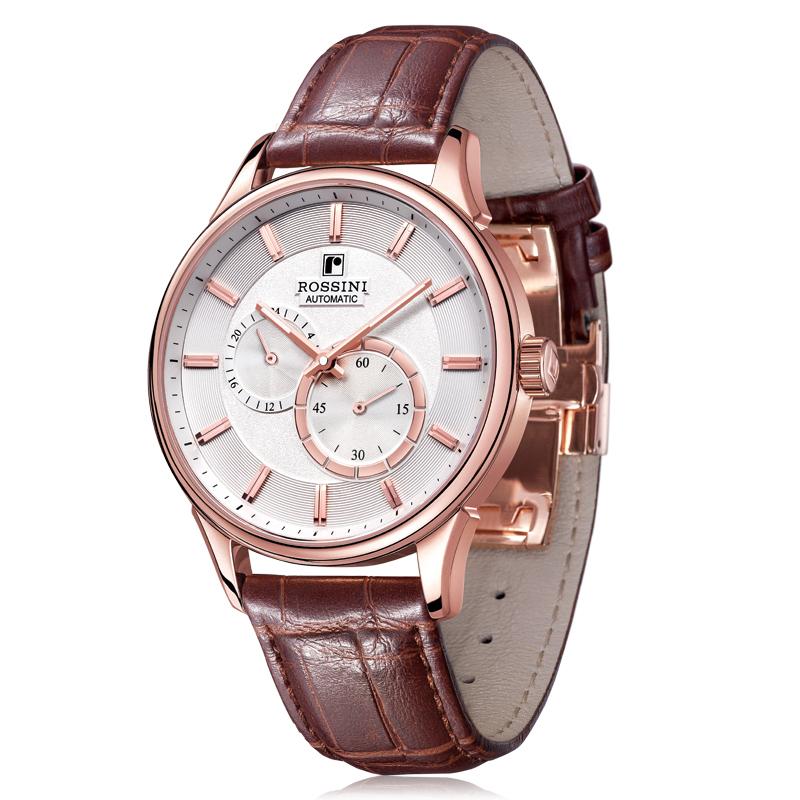 цена Часы Rossini  5485G01A онлайн в 2017 году