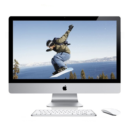 Монитор Apple  MC309 I5 2400S 4G 500G 21.5