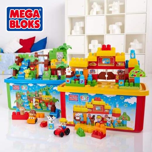 Лего, Кубики U.S. high mega bloks MEGA BLOKS 1-5 mega bloks игровой набор monster high столовая монстров mega bloks