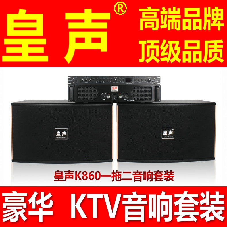 Набор для настройки звука King sound K860 10-20 KTV OK набор для настройки звука zebra ktv ok