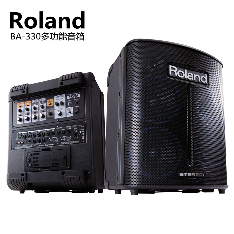 Звукоусилительный комплект Roland BA-330 PA LIVE pa 1000ds printer ink damper for roland rs640 sj1045ex sj1000 mutoh rh2 vj1604 more